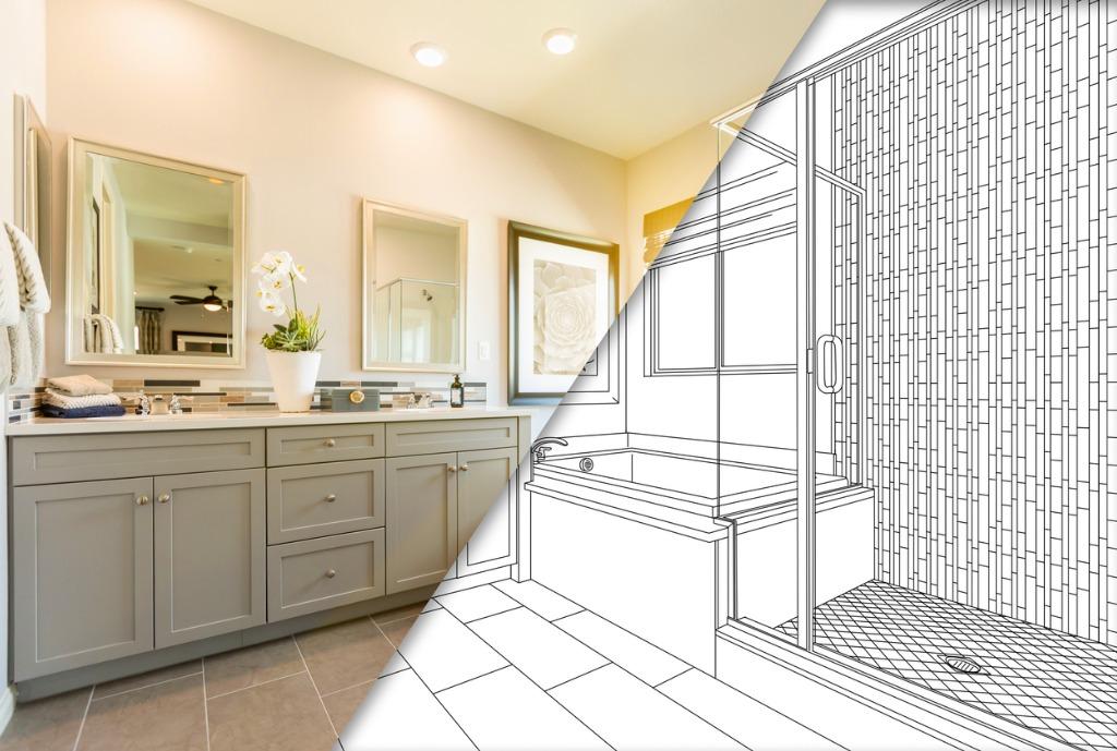 Bathroom Reno: Choosing Between a Walk-In Shower and a Bathtub